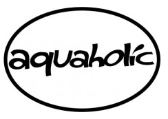 Aquaholic Decal